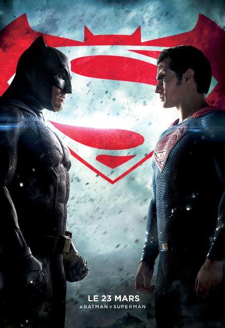 BATMAN VS SUPERMAN : L'AUBE DE LA JUSTICE   BATMAN V SUPERMAN: DAWN OF JUSTICE   2016