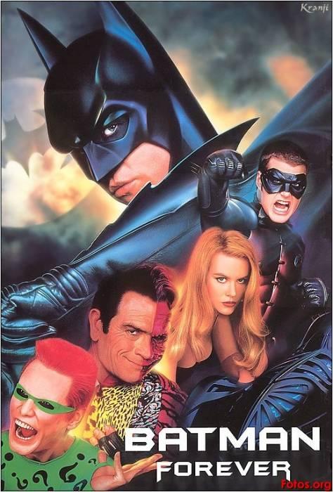 BATMAN FOREVER   BATMAN FOREVER   1995