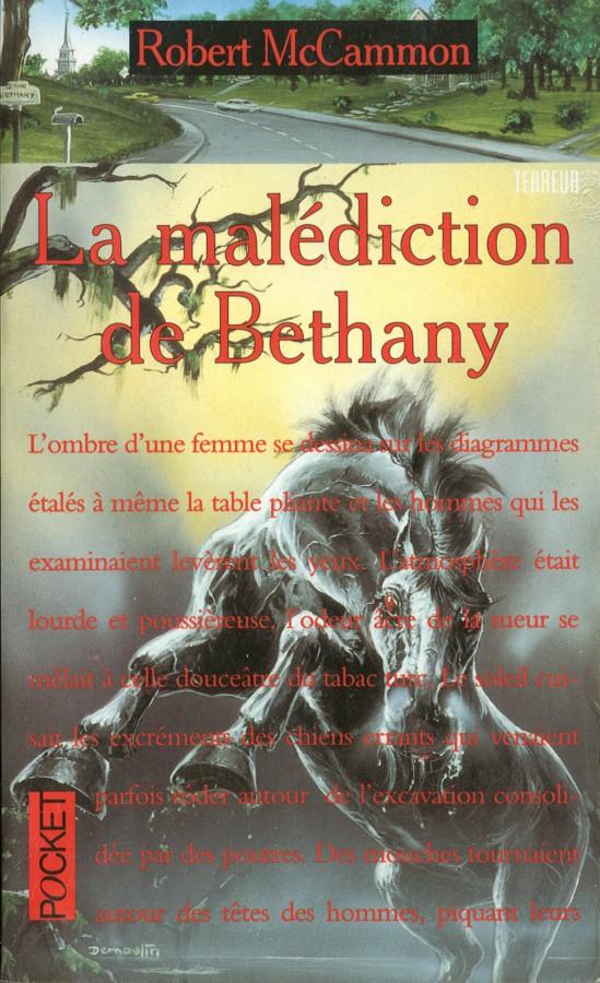 Malediction de Bethany - la | Bethany's sin |