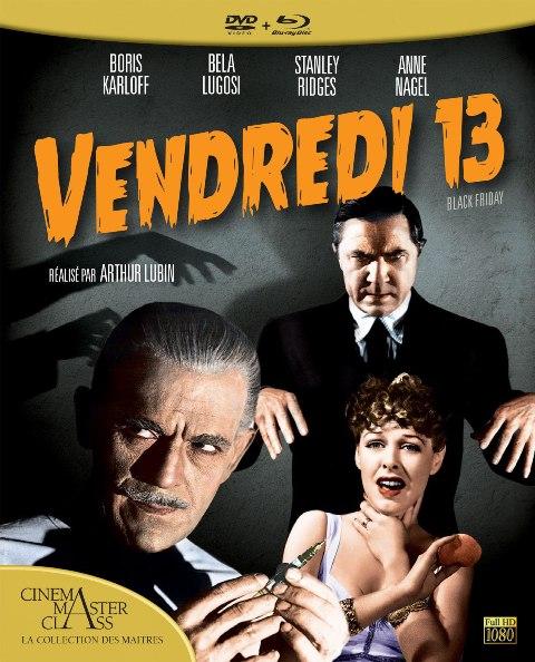VENDREDI 13 (1940) | BLACK FRIDAY | 1940