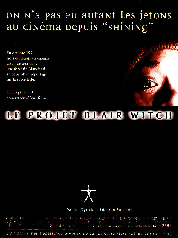 PROJET BLAIR WITCH - LE | THE BLAIR WITCH PROJECT | 1999