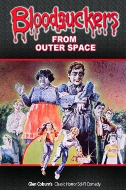 BLOODSUCKERS FROM OUTER SPACE   BLOODSUCKERS FROM OUTER SPACE   1984