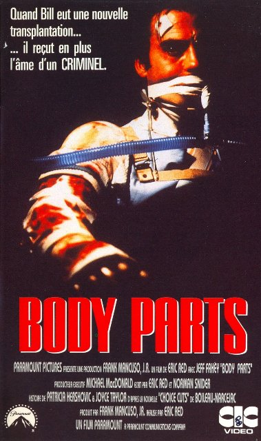 BODY PARTS | BODY PARTS | 1991