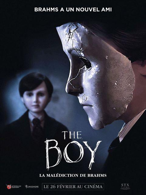BOY 2 : LA MALEDICTION DE BRAHMS - THE | BRAHMS: THE BOY II | 2020