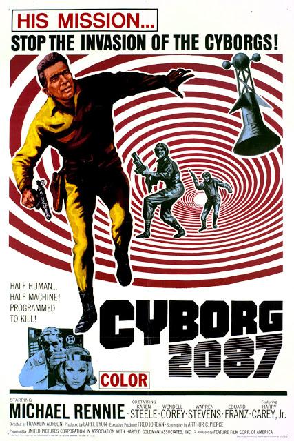 CYBORG 2087 | CYBORG 2087 | 1966