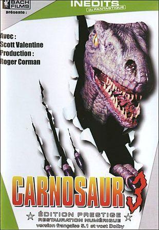 CARNOSAUR 3 | CARNOSAUR 3 : PRIMAL SPECIES | 1996