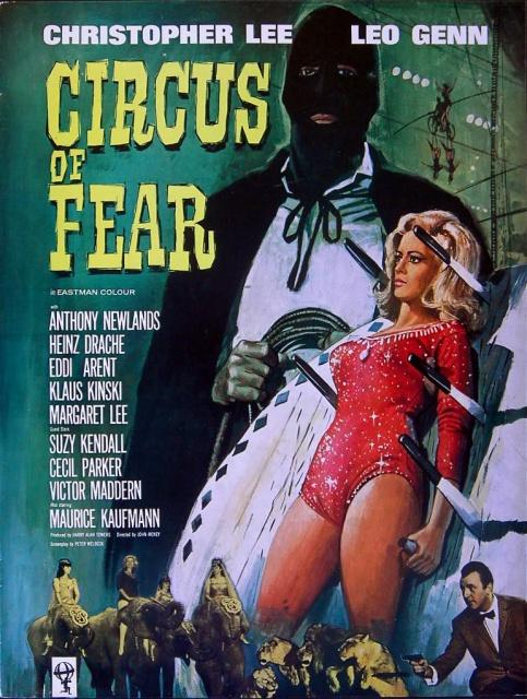 CIRQUE DE LA PEUR - LE | CIRCUS OF FEAR | 1966