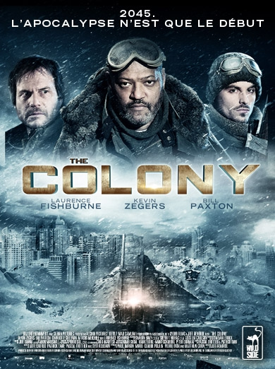 COLONY - THE | THE COLONY | 2013