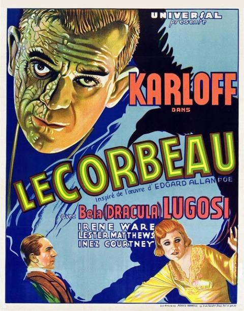 CORBEAU (1935) - LE | RAVEN - THE | 1935