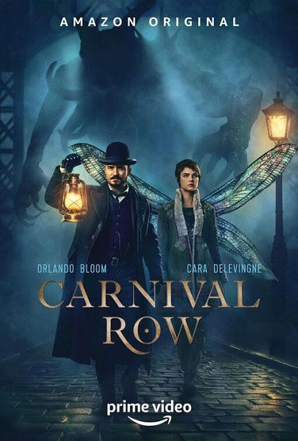 CARNIVAL ROW SAISON 1 | CARNIVAL ROW SEASON 1 | 2019