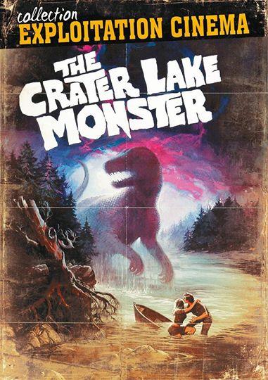 CRATER LAKE MONSTER - THE   THE CRATER LAKE MONSTER   1977