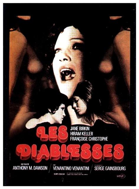 DIABLESSES - LES | LA MORTE NEGLI OCCHI DEL GATTO | 1973