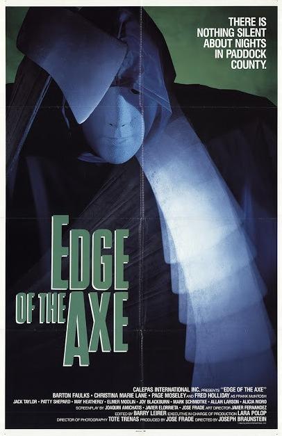 Edge of the axe   Al filo del hacha   1988