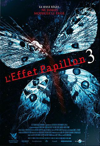 EFFET PAPILLON 3 - L' | THE BUTTERFLY EFFECT 3 : REVELATIONS | 2009