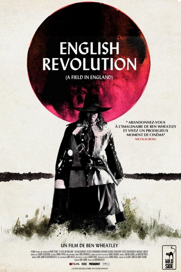 ENGLISH REVOLUTION | A FIELD IN ENGLAND | 2013