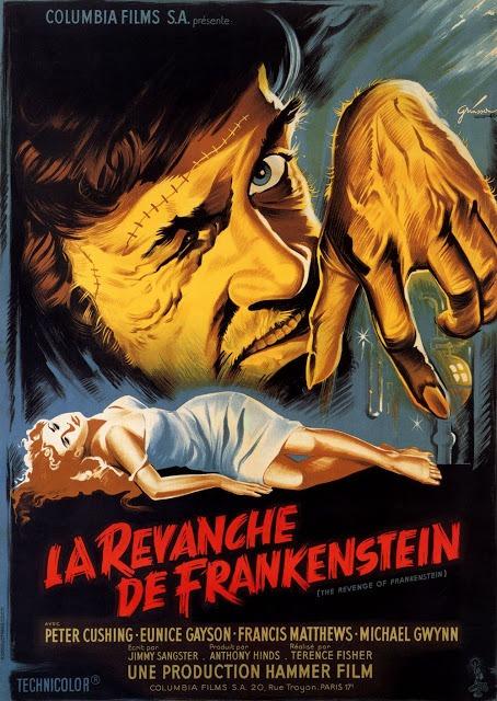 REVANCHE DE FRANKENSTEIN - LA | REVENGE OF FRANKENSTEIN - THE | 1958