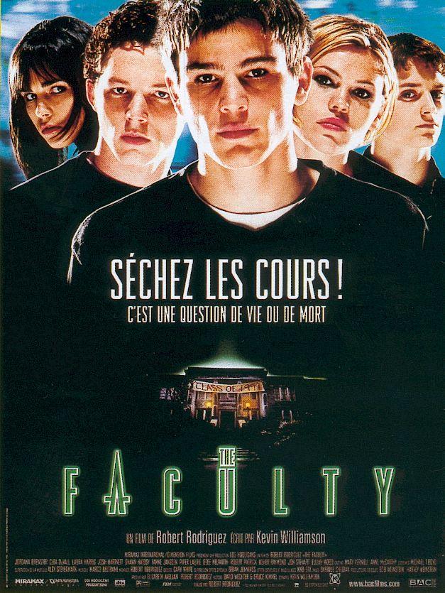 FACULTY - THE   THE FACULTY   1998