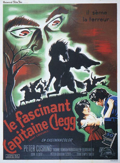FASCINANT CAPITAINE CLEGG - LE | CAPTAIN CLEGG | 1962