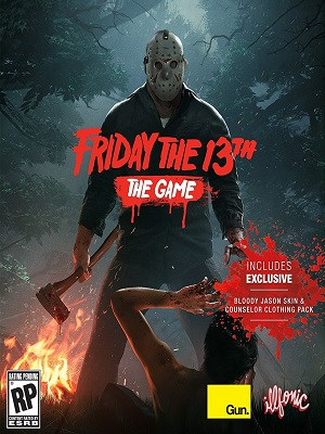 FRIDAY THE 13TH - THE GAME | FRIDAY THE 13TH - THE GAME | 2017