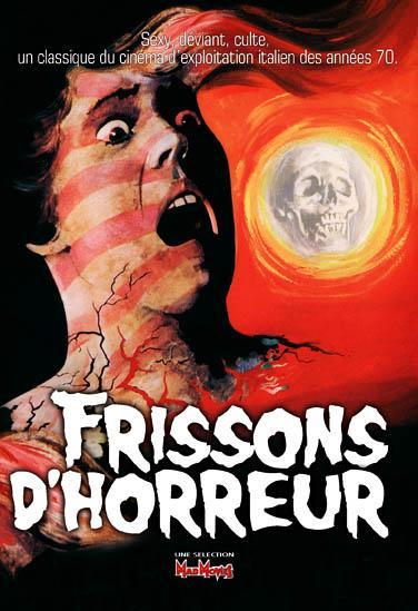 FRISSONS D'HORREUR   MACCHIE SOLARI   1975