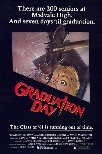 GRADUATION DAY   GRADUATION DAY   1981