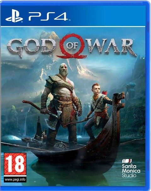 GOD OF WAR (2018) | GOD OF WAR (2018) | 2018