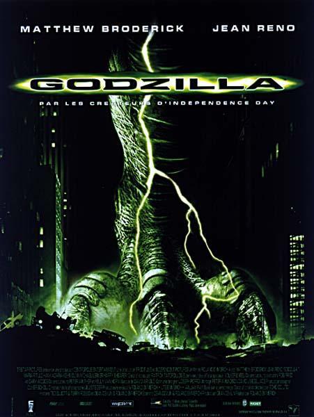 GODZILLA (1998)   GODZILLA   1998