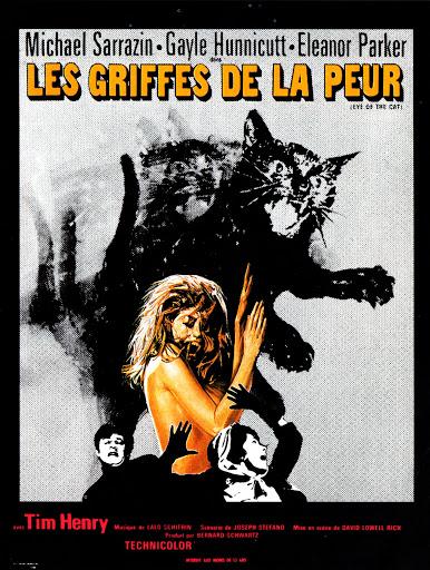 Griffes de la peur - les | Eye of the cat | 1969