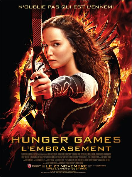 HUNGER GAMES - L'EMBRASEMENT | THE HUNGER GAMES - CATCHING FIRE | 2013