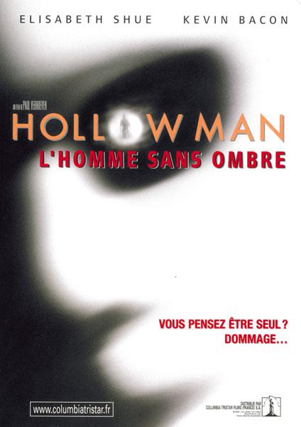 HOLLOW MAN : L'HOMME SANS OMBRE   HOLLOW MAN   2000