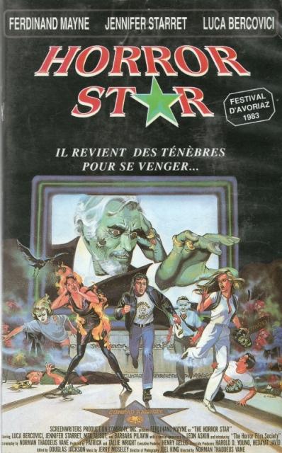 HORROR STAR | FRIGHTMARE (1983) | 1983