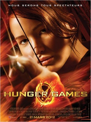 HUNGER GAMES   THE HUNGER GAMES   2012