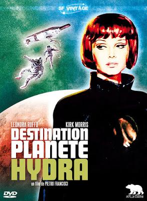 DESTINATION PLANETE HYDRA   2+5: MISSIONE HYDRA   1966