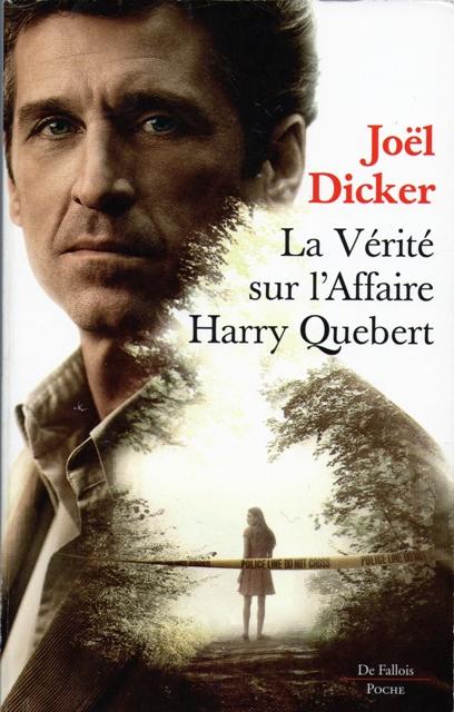 VéRITé SUR L'AFFAIRE HARRY QUEBERT - LA   VéRITé SUR L'AFFAIRE HARRY QUEBERT - LA   2012