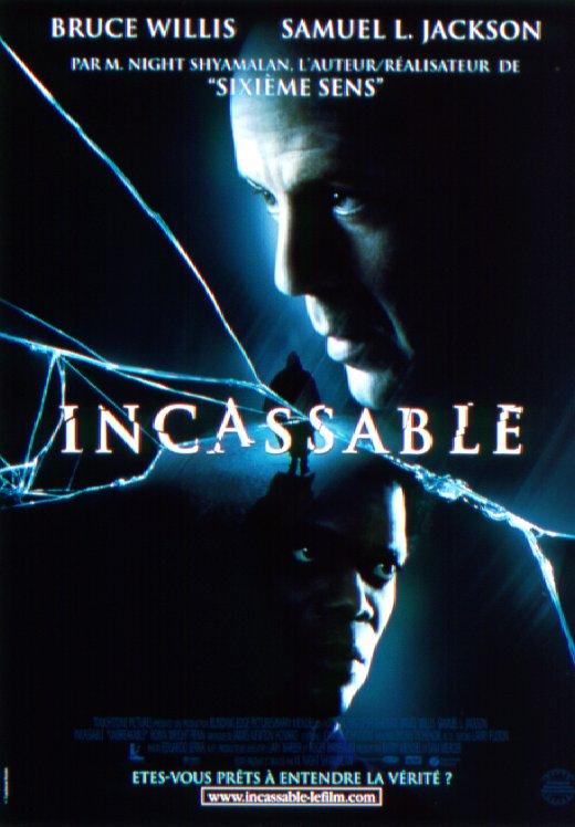 INCASSABLE | UNBREAKABLE | 2000