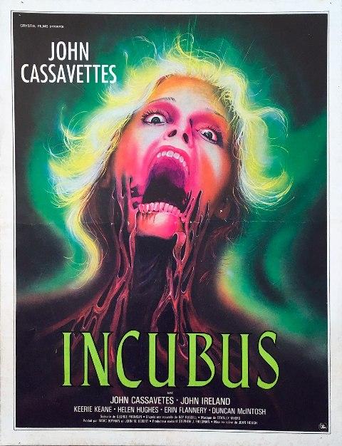 INCUBUS | INCUBUS | 1981