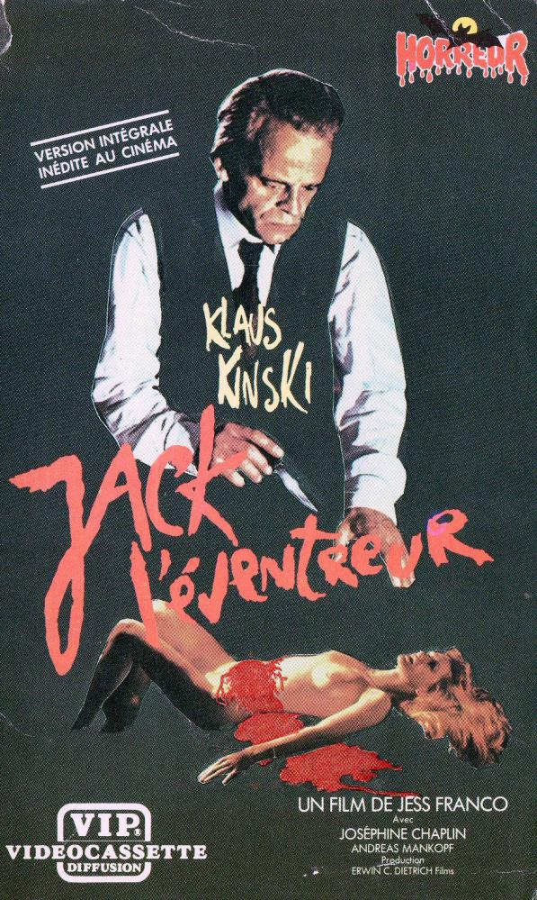 JACK L'EVENTREUR (1976) | JACK THE RIPPER | 1976