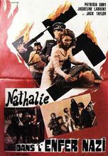 NATHALIE DANS L'ENFER NAZI | NATHALIE RESCAPéE DE L'ENFER | 1977