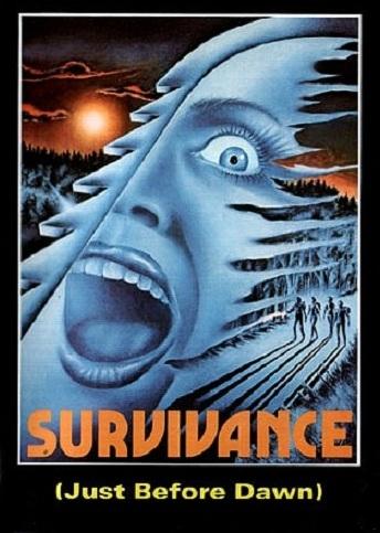 SURVIVANCE | JUST BEFORE DAWN | 1981