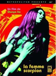 FEMME SCORPION - LA | JOSHUU 701-Gô : SASORI | 1972