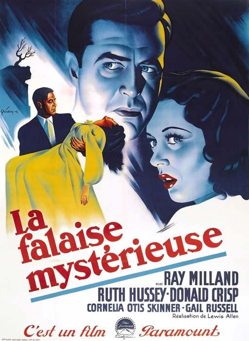 FALAISE MYSTéRIEUSE - LA | THE UNINVITED | 1944