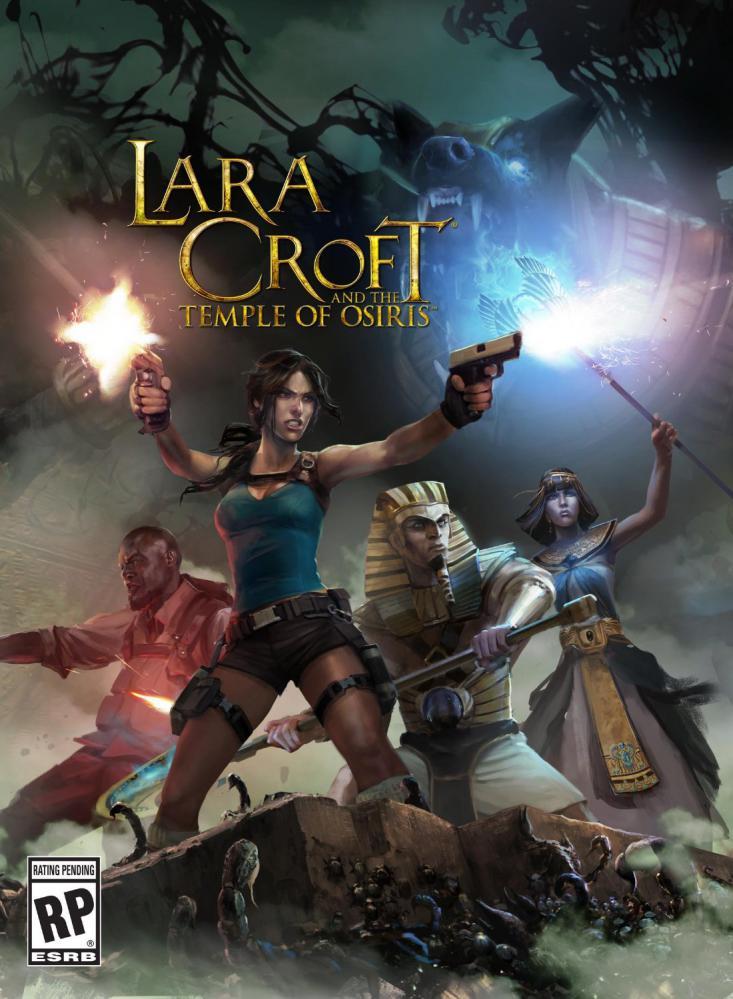 LARA CROFT AND THE TEMPLE OF OSIRIS   LARA CROFT AND THE TEMPLE OF OSIRIS   2014