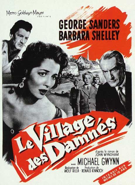 VILLAGE DES DAMNES - LE | VILLAGE OF THE DAMNED 1960 | 1960