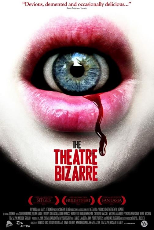 THEATRE BIZARRE - THE   THE THEATRE BIZARRE   2011