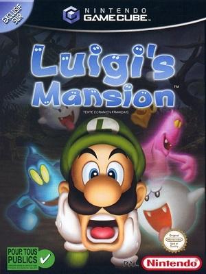 LUIGI'S MANSION | LUIGI MANSION | 2001