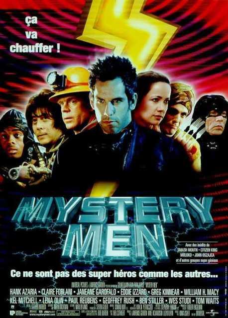 MYSTERY MEN   MYSTERY MEN   1999
