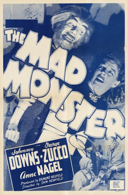MONSTRE FOU - LE | MAD MONSTER - THE | 1942