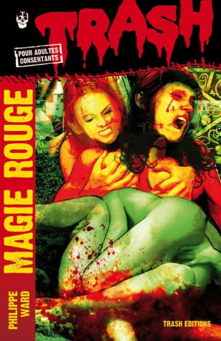MAGIE ROUGE | MAGIE ROUGE | 2014