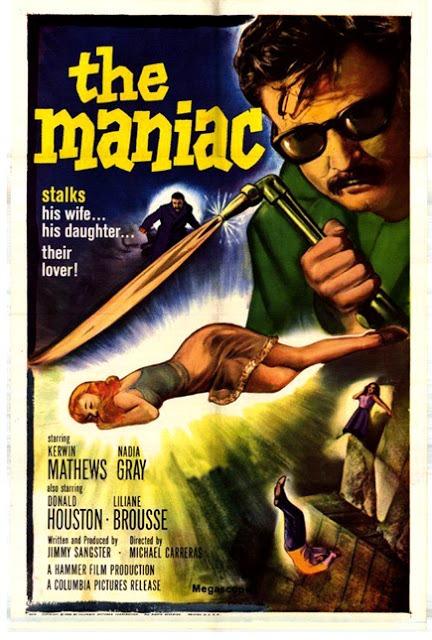 MANIAC (1963) | MANIAC (1963) | 1963