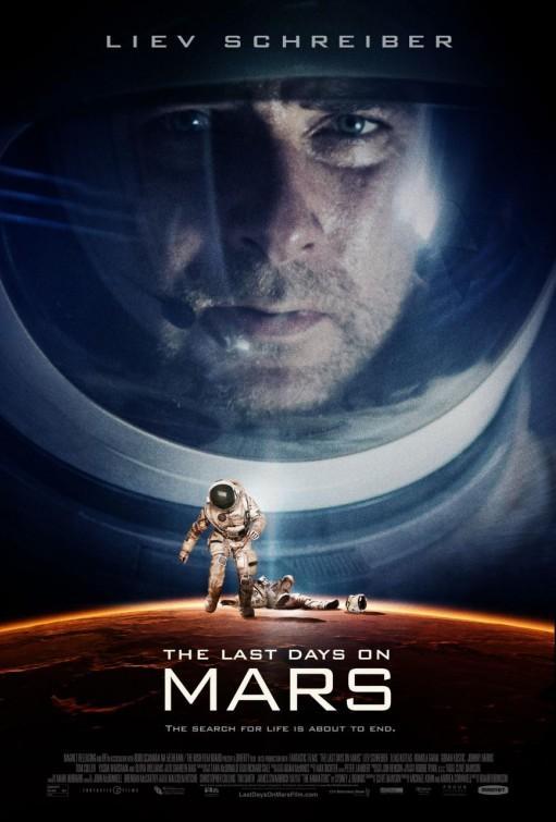 LAST DAYS ON MARS - THE | THE LAST DAYS ON MARS | 2013